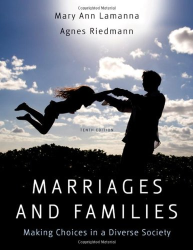 Marriages & Families: Making Choices in a: Mary Ann Lamanna,