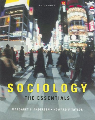 9780495390930: Sociology: The Essentials (Available Titles CengageNOW)