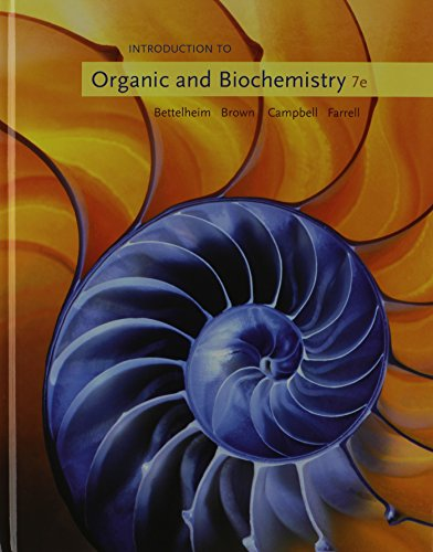 9780495391166: Introduction to Organic and Biochemistry (William H. Brown and Lawrence S. Brown)