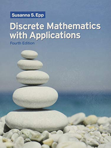 9780495391326: Discrete Mathematics With Applications
