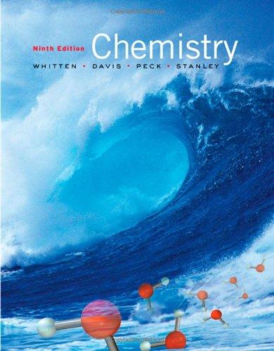 Chemistry: Whitten, Kenneth W.;