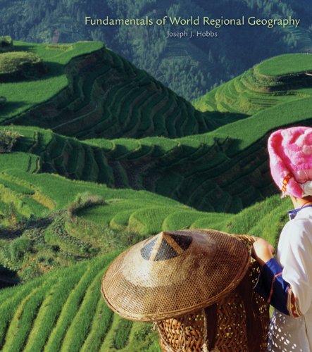 9780495391982: Cengage Advantage Books: Fundamentals of World Regional Geography
