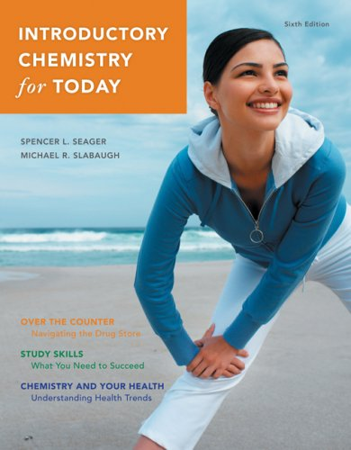 9780495392057: Introductory Chemistry for Today