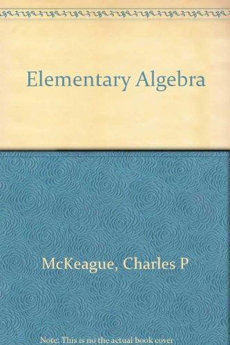 9780495392484: Elementary Algebra