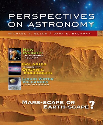 9780495392736: Perspectives on Astronomy