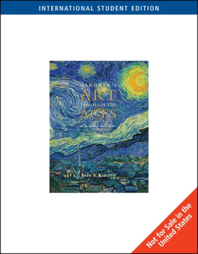 9780495410584: Gardner's Art Through the Ages: A Global History