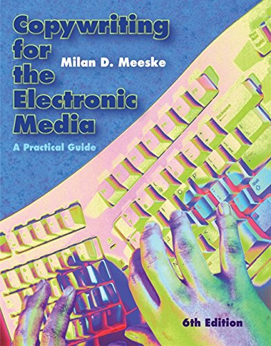 9780495411178: Copywriting for the Electronic Media: A Practical Guide