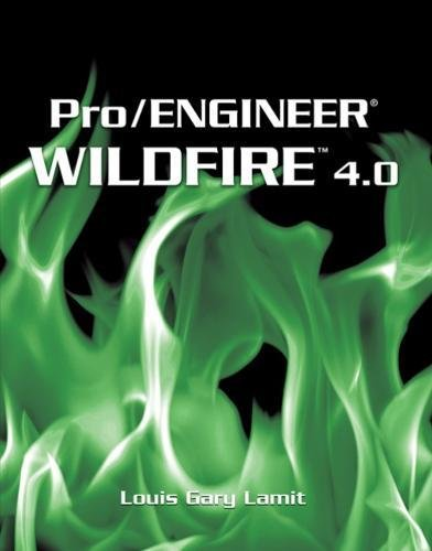 9780495411192: Pro/Engineer Wildfire 4.0