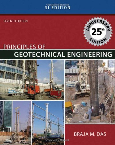 9780495411321: Principles of Geotechnical Engineering - SI Version