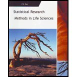 9780495414223: Statistical Research Methods in Life Sciences