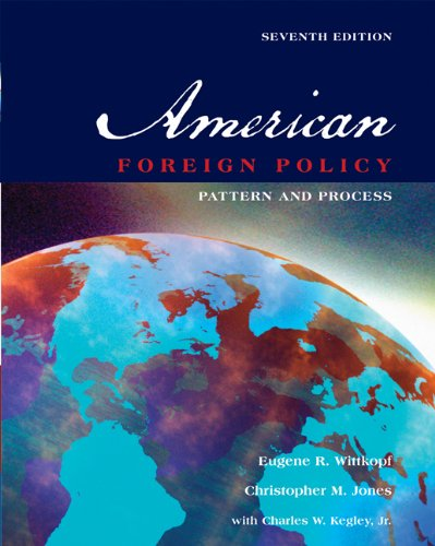 9780495422471: Bundle: American Foreign Policy: Pattern and Process, 7th + InfoTrac College Edition
