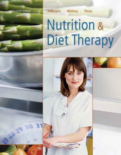 Bundle: Nutrition and Diet Therapy (with InfoTrac: Linda Kelly DeBruyne