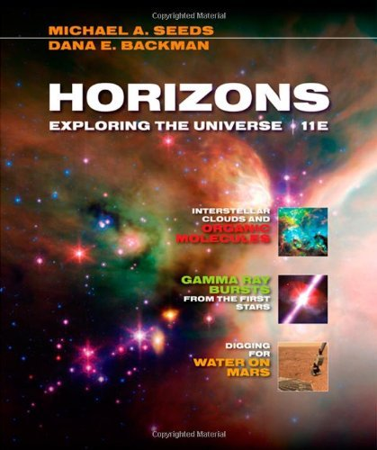 9780495434412: Horizons : Exploring Universe [[11th (eleventh) Edition]]
