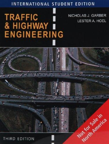 9780495438380: Highweay and Traffic Engineering, International Edition
