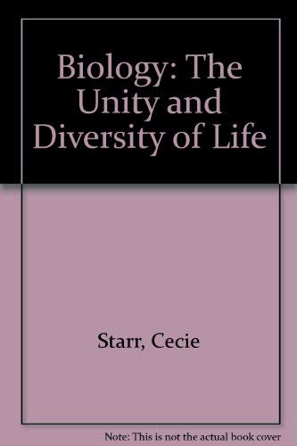 9780495439783: Biology: The Unity and Diversity of Life