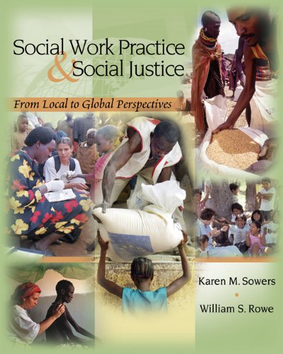 9780495453789: Bundle: Social Work Practice and Social Justice: From Local to Global Perspectives + Helping Professions Learning Center Printed Access Card