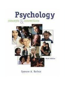 9780495455196: Psychology: Concepts and Connections, Media & Research Update 9th Edition (Paperback)