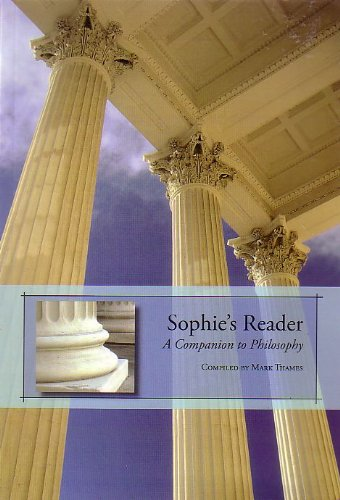 9780495477280: Sophie's Reader: A Companion to Philosophy