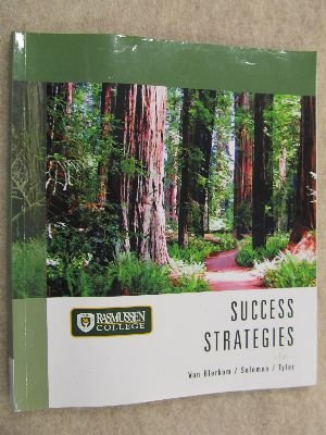 Success Strategies: Van Blerkom, Solomon,