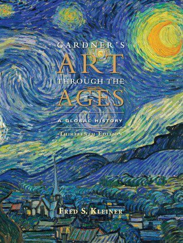 Bundle: Gardner's Art Through the Ages: A Global History (with ArtStudy Printed Access Card and Timeline), 13th + WebTutor(TM) on WebCT(TM) 2-Semester Printed Access Card (0495487457) by Kleiner, Fred S.