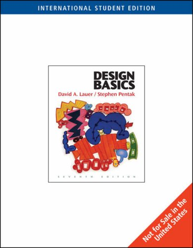 9780495501404: Design Basics, International Edition
