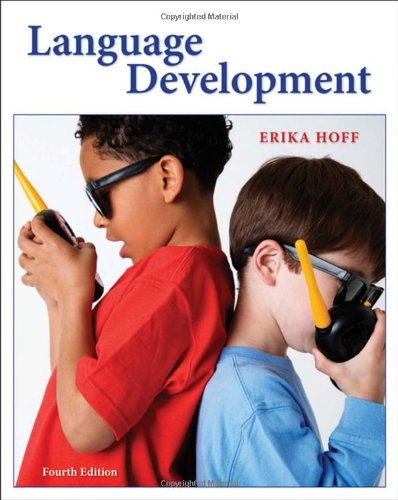 9780495501718: Language Development