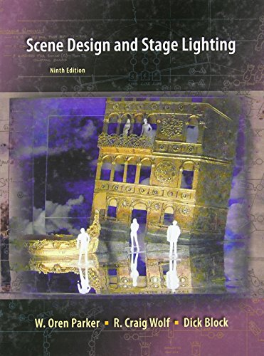 9780495501909: Scene Design and Stage Lighting