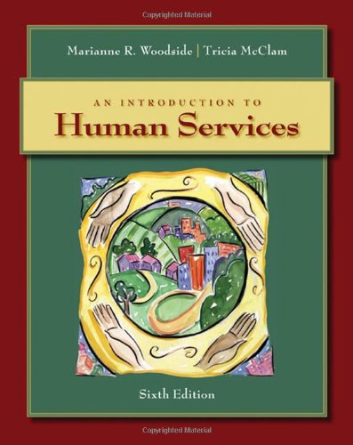 9780495503361: An Introduction to Human Services