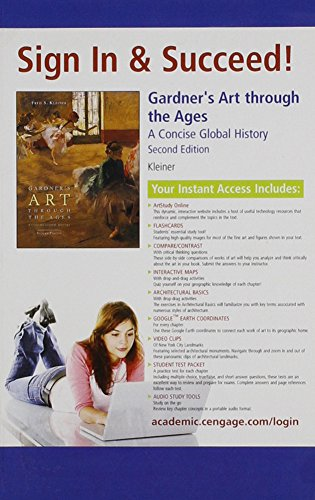 Gardner's Art Through the Ages Concise Global: Kleiner