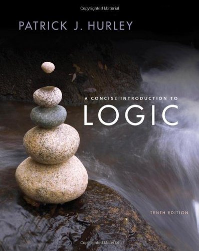 9780495503835: A Concise Introduction to Logic