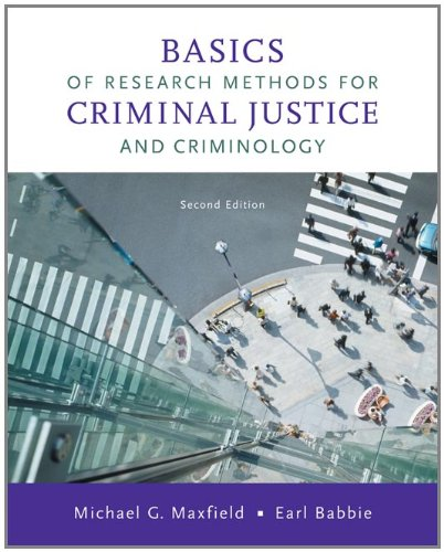 a reaction to criminal justice research methods of data research Moving beyond our methodological default: mixed methods', journal of criminal justice education approaches to criminal justice and criminological research.