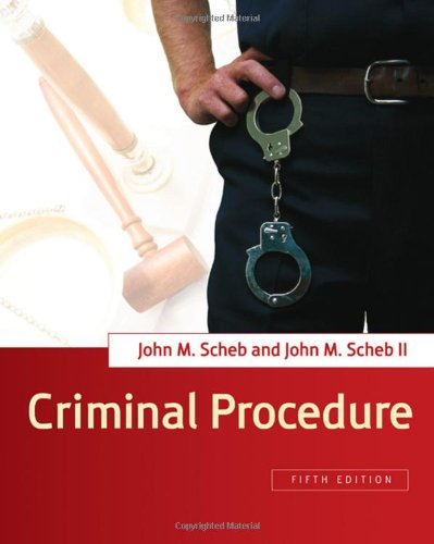 9780495503866: Criminal Procedure