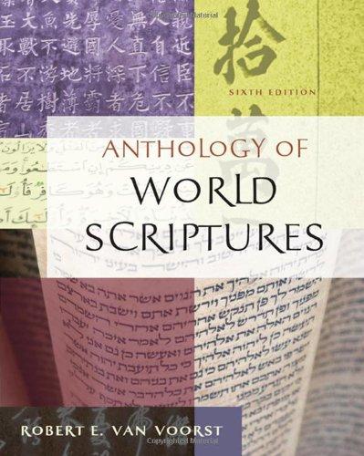 9780495503873: Anthology of World Scriptures
