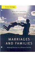 9780495504061: Cengage Advantage Books: Marriages & Families: Making Choices in a Diverse Society (Thomson Advantage Books)