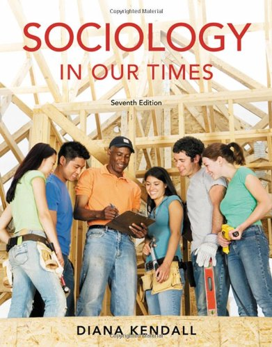 9780495504276: Sociology in Our Times (Available Titles CengageNOW)