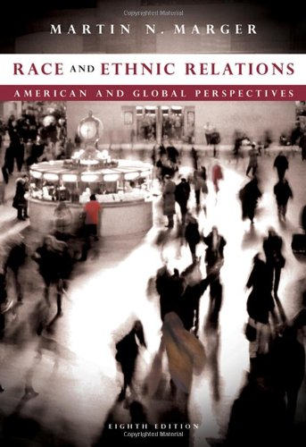 9780495504368: Race and Ethnic Relations: American and Global Perspectives