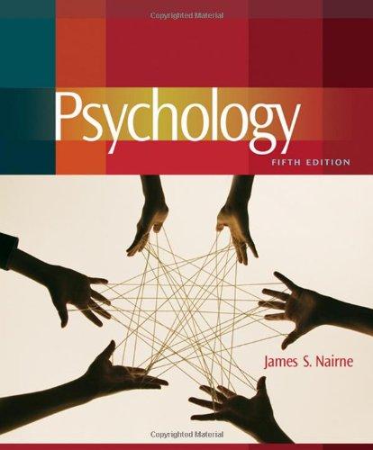 9780495504559: Psychology
