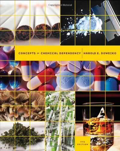 9780495505808: Concepts of Chemical Dependency