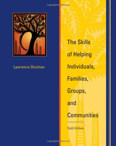 9780495506089: The Skills of Helping Individuals, Families, Groups, and Communities (with CD)