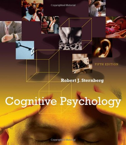9780495506294: Cognitive Psychology