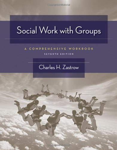 9780495506423: Social Work with Groups: A Comprehensive Workbook