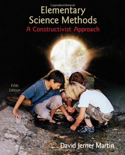 9780495506751: Elementary Science Methods: A Constructivist Approach (Textbook, only)