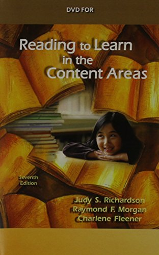 Content area reading literacy and learning across the curriculum.