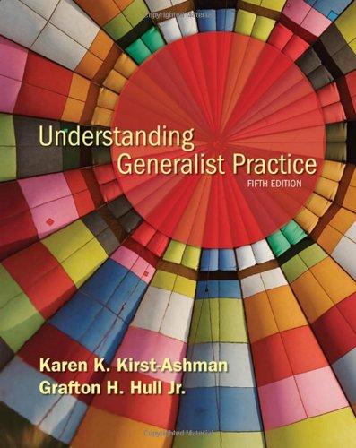 9780495507130: Understanding Generalist Practice (Available Titles CengageNOW)