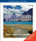 9780495509080: Contemporary Behavior Therapy (5th Ed. International Editition)