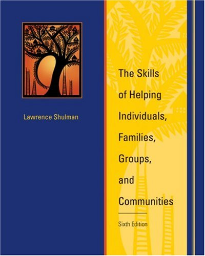 9780495509639: The Skills of Helping Individuals, Families, Groups, and Communities