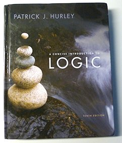 9780495553274: Concise Introduction to Logic 10th