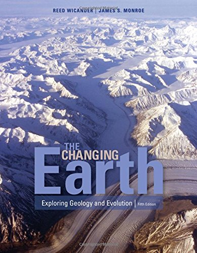 9780495554806: The Changing Earth: Exploring Geology and Evolution