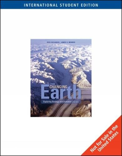 9780495554813: The Changing Earth: Exploring Geology and Evolution, International Edition