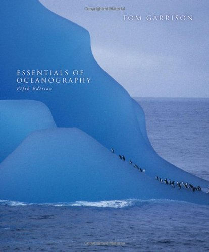 Essentials of Oceanography, 4th Edition: Garrison, Tom